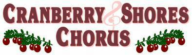 Cranberry Shores Chorus